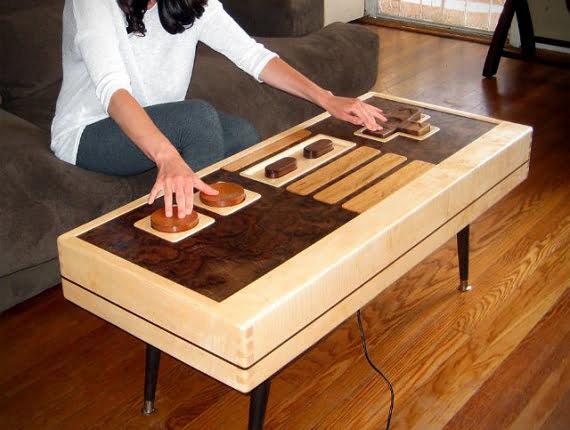 Functional-Nintendo-NES-Controller-Coffee-Table-1