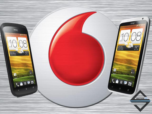 Precios Gama One HTC Vodafone