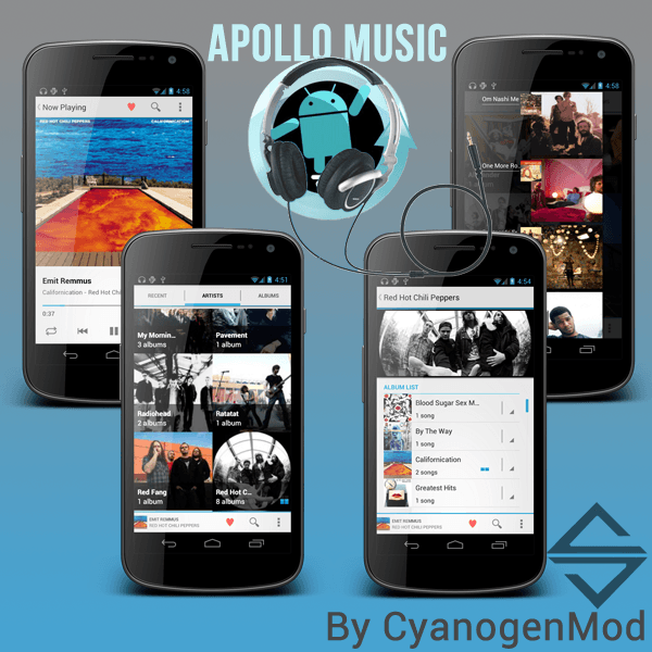 Apolo music by CM