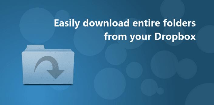 Folder downloader