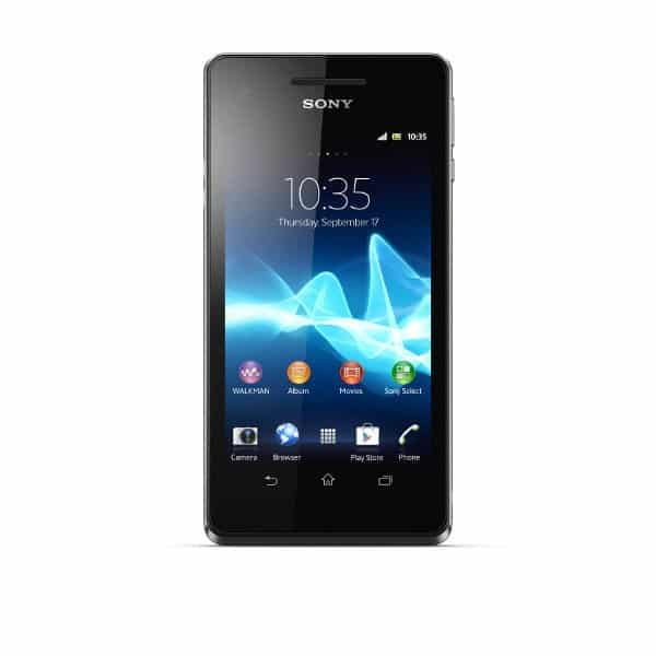 16 XperiaV_black_front
