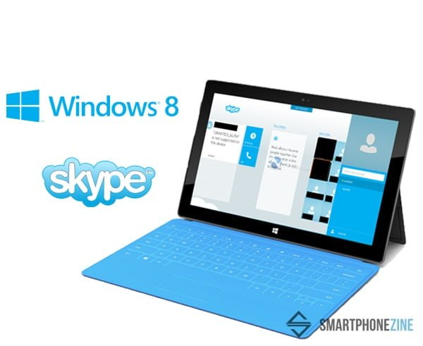 Skype-windows-8-rt