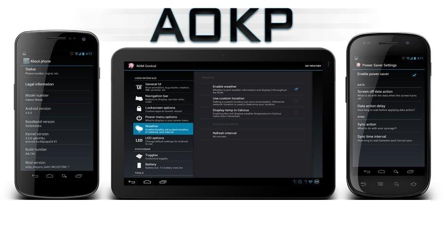 aokp-rom