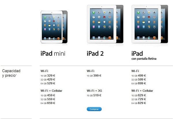 precios-apple-ipad