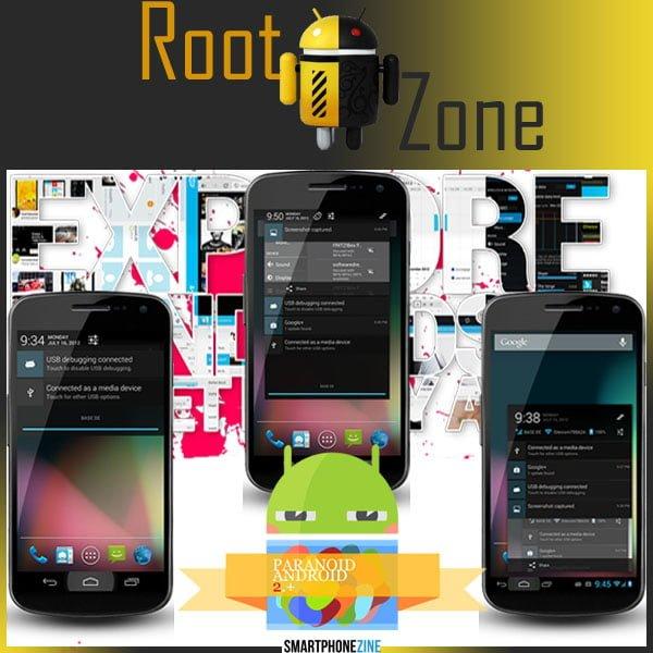 Root zone Paranoid 1
