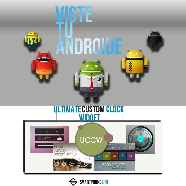 Viste tu Android Cabecera UCCW