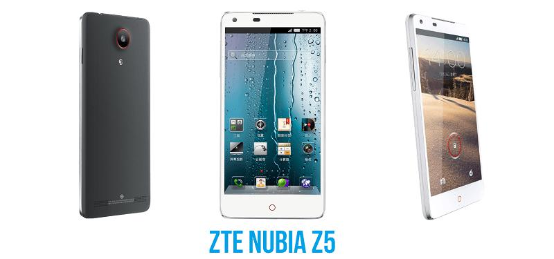 ZTE-NubiaZ5 4