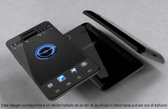 xphone concept