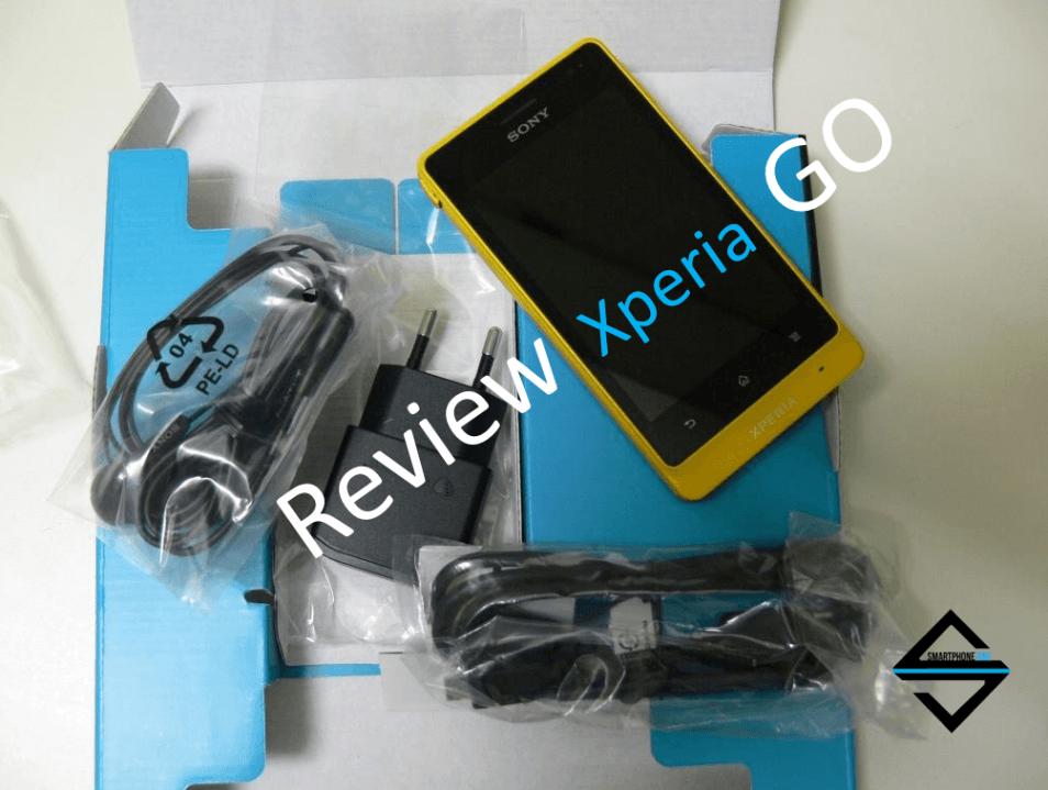 xperia go review