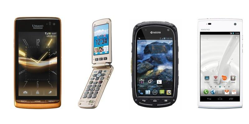 Kyocera-mobile
