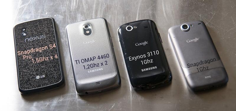 Nexus5-procesador