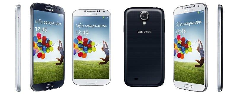 Samsung Galaxy S4 todos