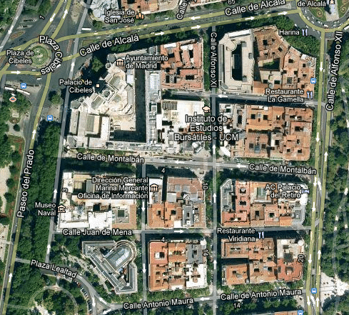 Barrio Jerónimos