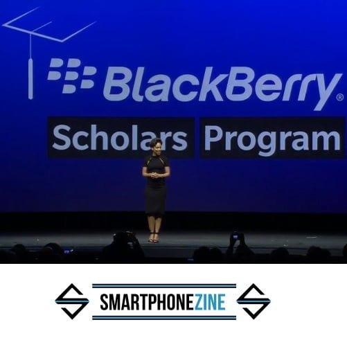 BlackBerry feminas