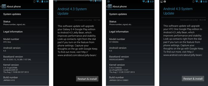 Android-4.3-update-Google-Play-Edition-Samsung-Galaxy-S4-HTC-One