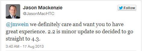 Tweet-htc-one