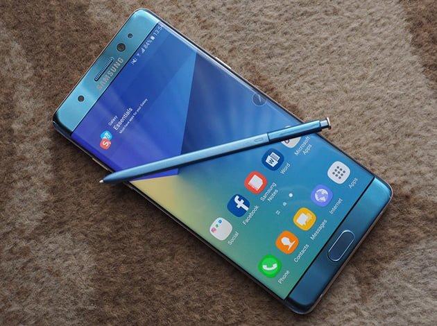 Samsung pretende ofrecer un descuento a los compradores del Note 7