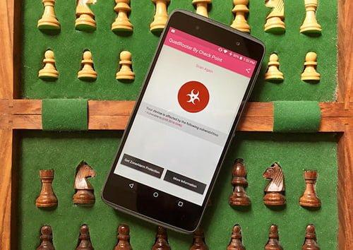 quadrooter vulnerabilidad android