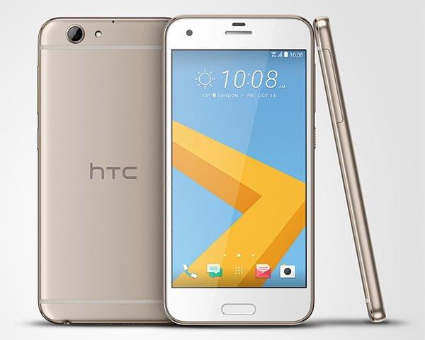 La nueva gama media HTC One A9S