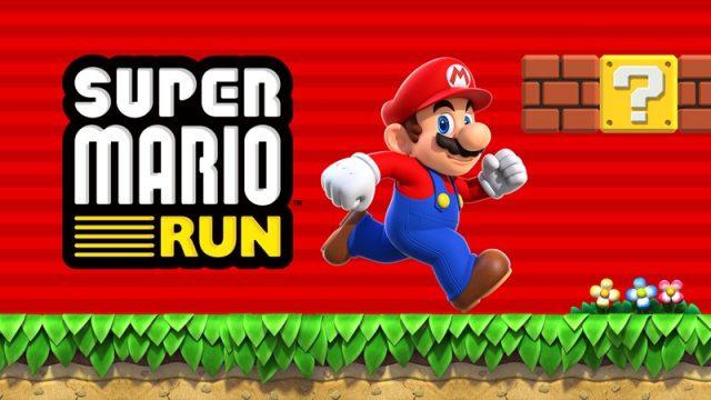 Presentación del nuevo Super Mario Run