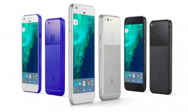 Características de los nuevos Google Pixel y Pixel XL