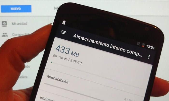 Cómo solucionar el error de almacenamiento insuficiente en Android