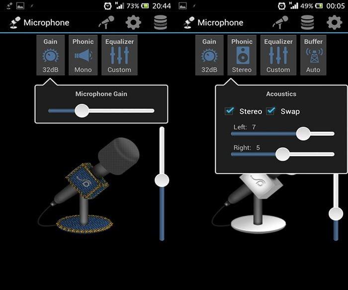 microfono android wonder grace