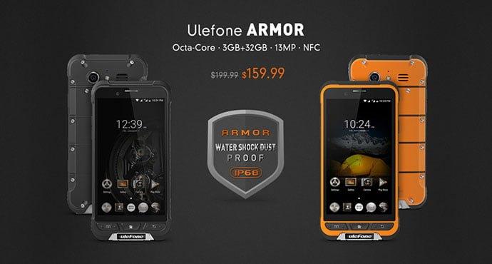 ulefone armor precio