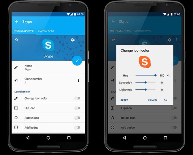 Clona tus aplicaciones Android con App Cloner
