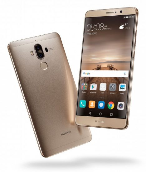 huawei mate 9 phablet
