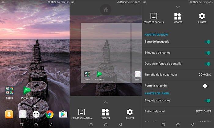 launcher cyanogenmod aosp launcher
