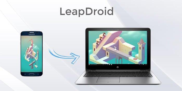 Google compra Leapdroid, un emulador de Android para PC