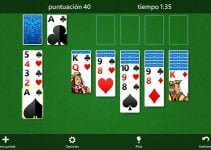 solitario windows android
