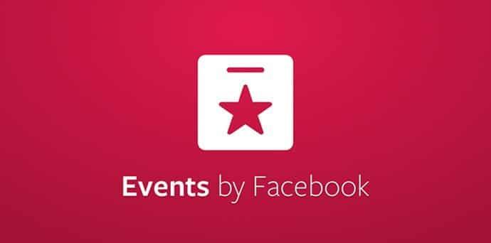 La aplicación de eventos de Facebook llega a Android