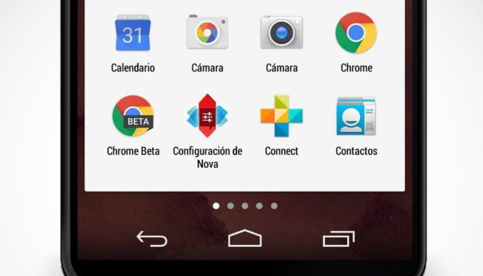 Cómo cambiar el launcher de tu móvil Android