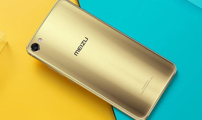 Lanzamiento del Meizu X, smartphone con doble cara de cristal