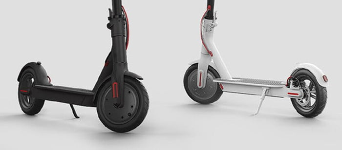 Xiaomi lanza un patinete eléctrico