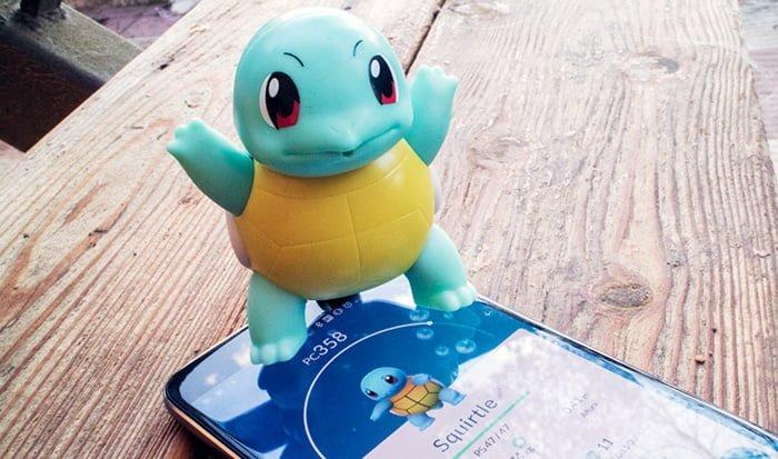 Al fin tenemos radar oficial en Pokémon Go para Android