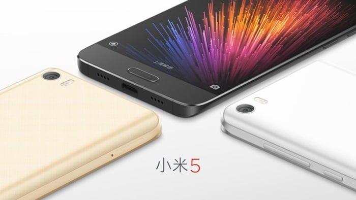 Xiaomi actualiza a Android 7 Nougat el Xiaomi Mi 5