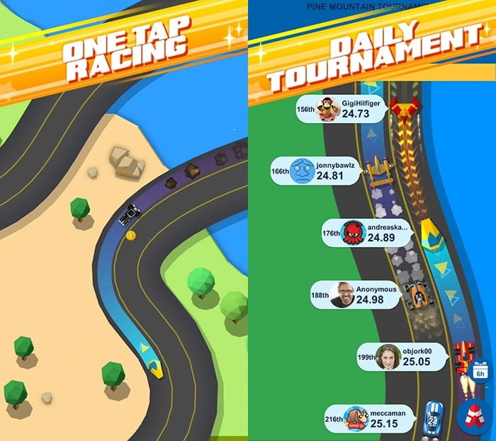 Race Time Android