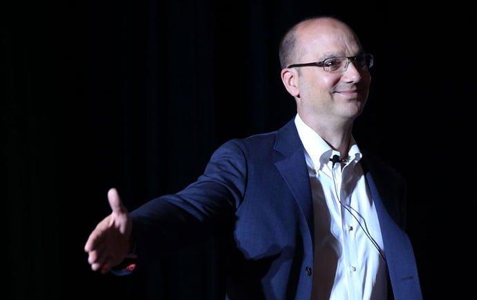 Andy Rubin planea lanzar un smartphone que rivalice con los Pixel y el iPhone