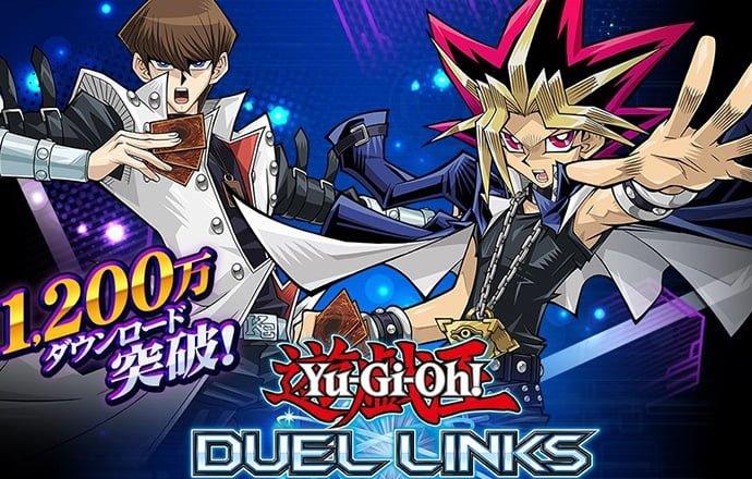 Yu-Gi-Oh! Duel Links, lo nuevo de la saga ya para Android