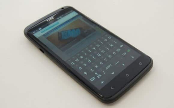 htc one X Black4
