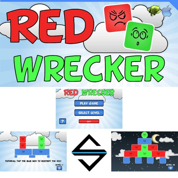 Red-wrecker