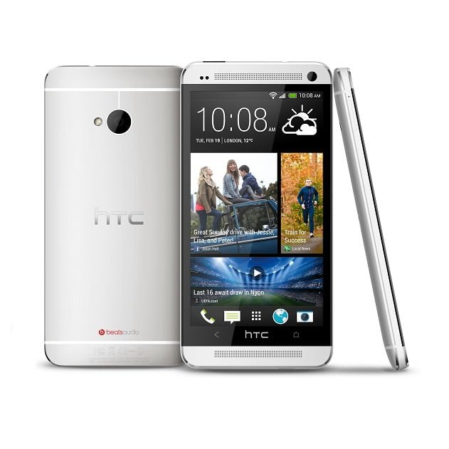 HTC One 3V_White
