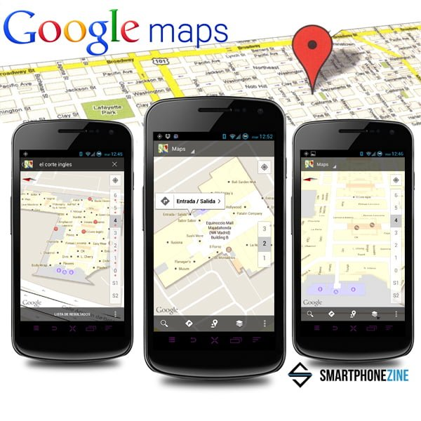 Google-Maps-Interior