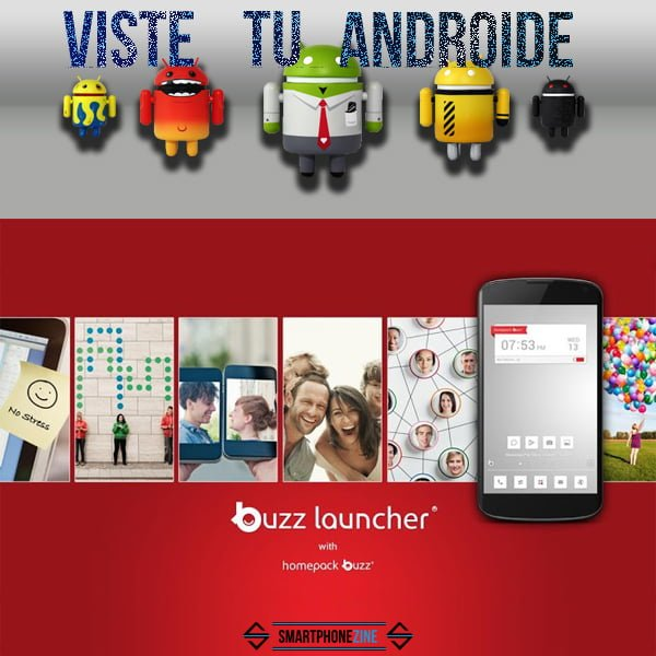 Buzz-launcher-android