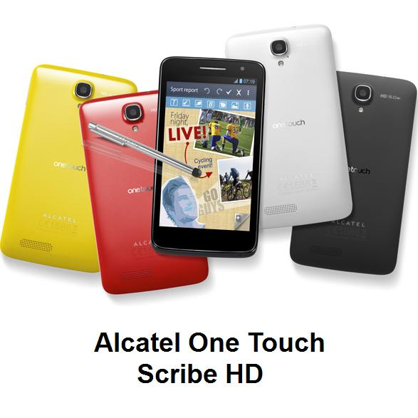 Alcatel One Touc S HD