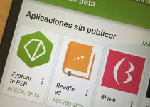 beta abierta google play