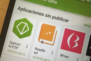 beta abierta google play